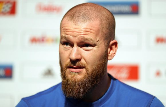 Cardiff boss Neil Warnock sweating on Aron Gunnarsson's future… as four Turkish clubs eye up free transfer