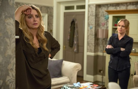 Emmerdale star Emma Atkins opens up about Charity Dingle's harrowing abuse storyline