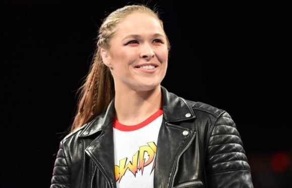 Ronda Rousey could be set for first-ever fight in England on Monday Night Raw next month after huge WWE announcement