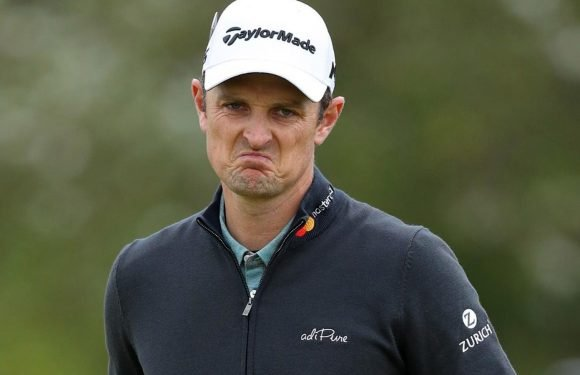 Justin Rose reveals son helped him come to terms with Masters pain after defeat to Sergio Garcia in epic finale