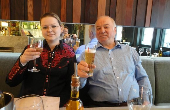 Nerve agent used to poison Sergei Skripal and his daughter was delivered in LIQUID form