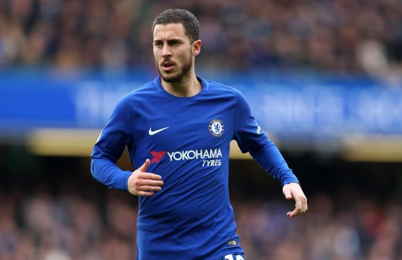 Chelsea to offer Eden Hazard £300,000-a-week contract to keep Real Madrid at bay this summer