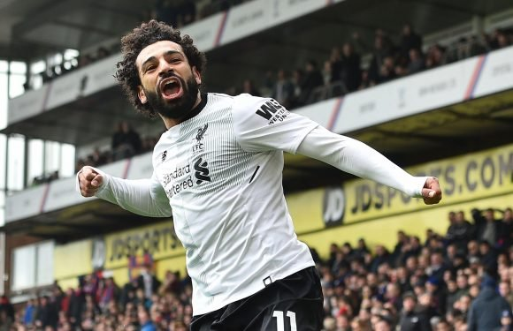 Liverpool star Mo Salah scored again at the weekend… now netting more goals than five Premier League teams