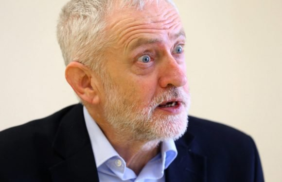 Jeremy Corbyn is the real enemy of law-abiding citizens, says Justice Secretary