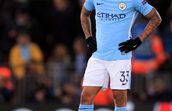 Manchester City star Gabriel Jesus' incredible Premier League record comes to a grinding halt in derby defeat
