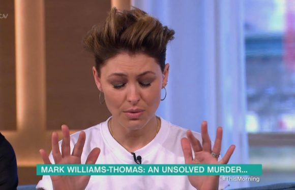 Emma Willis makes very awkward slip-up on This Morning as she accidentally says 'arse' instead of 'earth' live on air