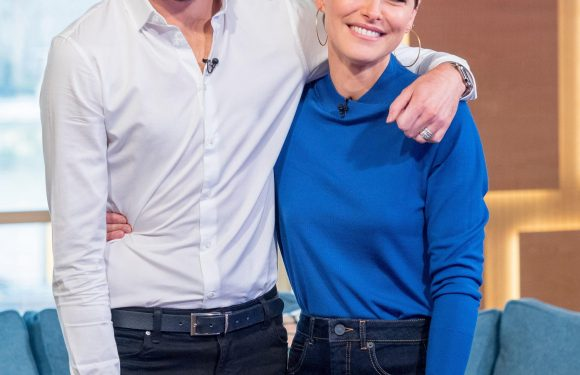 Emma Willis forgets her lines on This Morning one day after she makes on-air blunder
