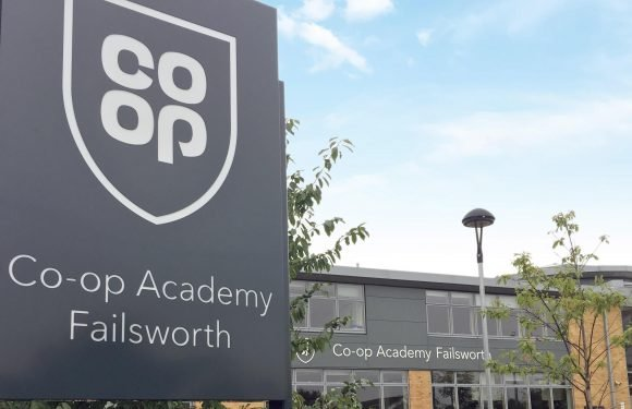 Co-op plans to take over 28 more failing schools after turning around 12 academies