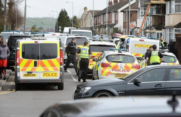 Cops investigating double Luton shooting arrest two men on suspicion of attempted murder