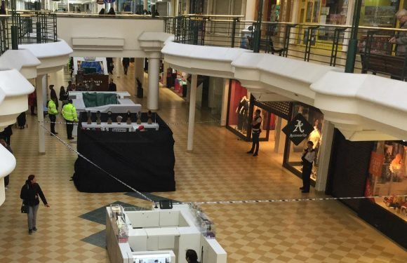 London stabbing crisis deepens as TWO MORE young men stabbed in bustling shopping centre