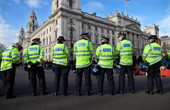 Police cuts 'likely contributed' to rise in violent crime, leaked Home Office report claims