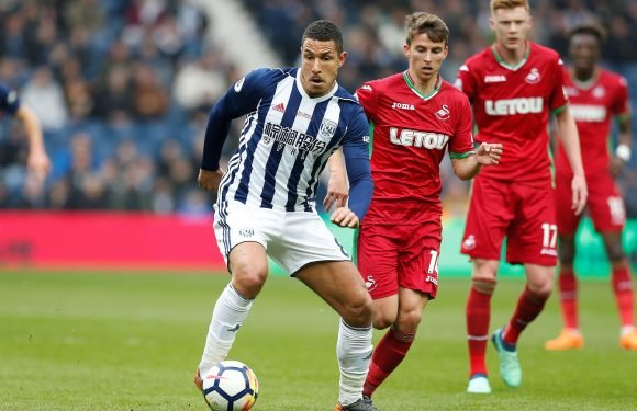 Aston Villa set to offer West Brom star Jake Livermore a Premier League lifeline this summer