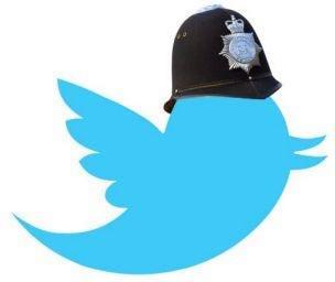 Police officers accused of spending too much time tweeting rubbish while kids are dying on our streets