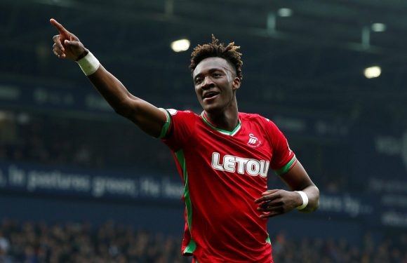 West Brom 1 Swansea 1: Tammy Abraham strikes late to rescue points for the Swan