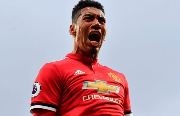 Manchester United star Chris Smalling reveals what Jose Mourinho said at half-time to inspire derby win