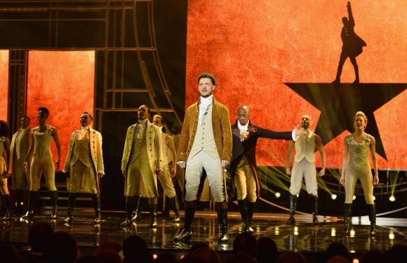 Olivier Awards 2018 winners: Hamilton steals the show with 7 gongs