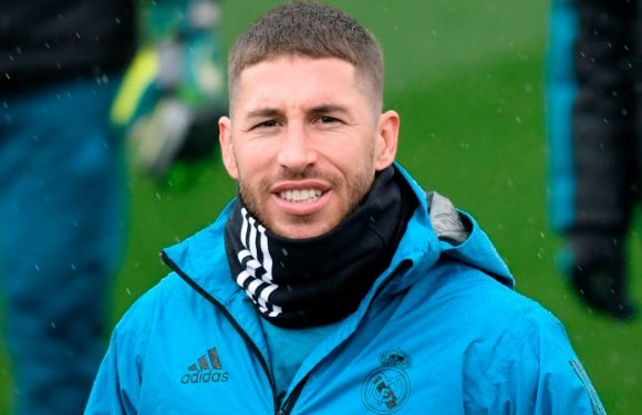 Sergio Ramos will NOT be banned for Real Madrid Champions League clash against Bayern Munich despite breaching suspension