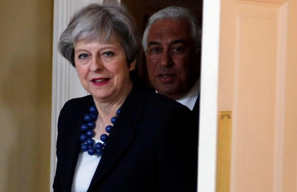 Theresa May is warned not to launch strikes on Syria without getting the permission of Parliament first
