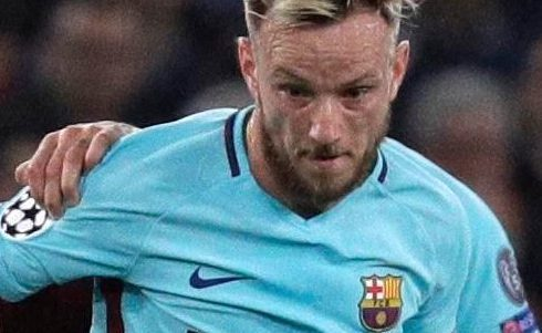 Ivan Rakitic suffered broken finger during Roma defeat but played on