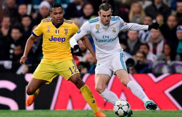 Real Madrid star Gareth Bale hauled off at half-time by Zinedine Zidane with Los Blancos losing to Juventus