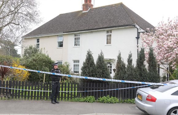 Man and woman found dead in house in Worthing as Sussex Police investigate