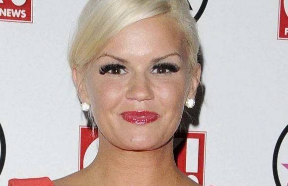 Kerry Katona secretly arranges to be blasted into space