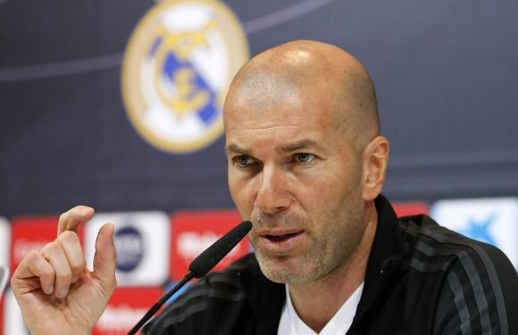 Real Madrid boss Zinedine Zidane hits out at Catalan press after being accused of 'robbery' in Champions League win over Juventus