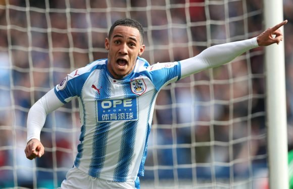 Huddersfield 1 Watford 0: Tom Ince strikes in injury time to ease Terriers' relegation fears