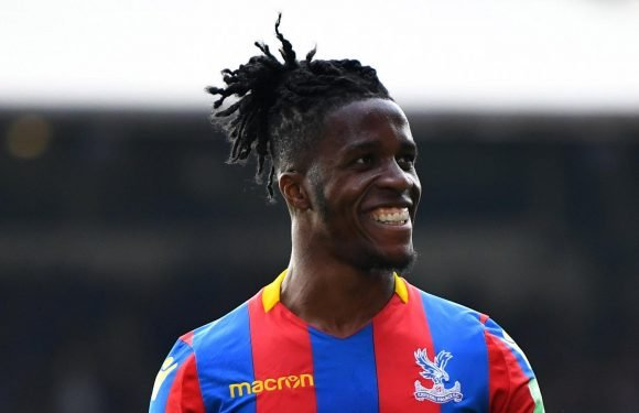 Manchester City boss Pep Guardiola keen on a summer swoop for £50million-rated Crystal Palace star Wilfried Zaha