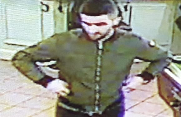 Cops release photo of man after 'serious sexual assault' when woman is attacked in flat
