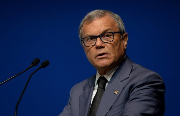 Sir Martin Sorrell quits£48million-a-year WPP job amid cash misconduct claims