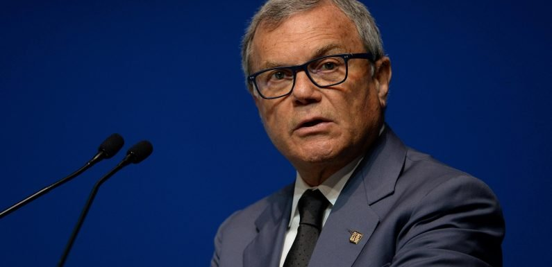 Sir Martin Sorrell quits £48million-a-year WPP job amid cash misconduct claims
