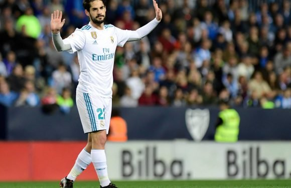 Malaga 1 Real Madrid 2: Isco and Casemiro strike as Los Blancos triumph without Cristiano Ronaldo and Gareth Bale