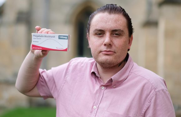 Dad of man 'turned gay by painkillers' claims his son has always fancied men