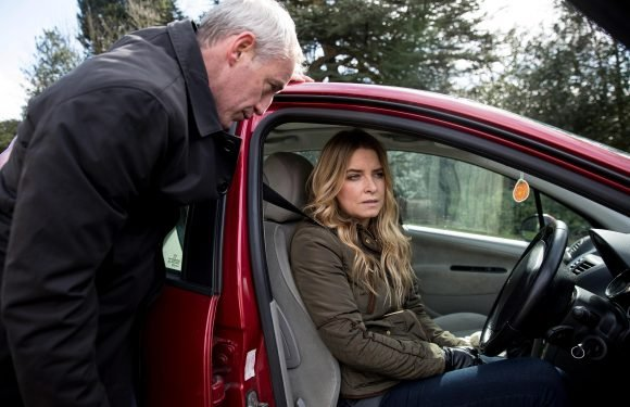 Emmerdale spoilers: Charity Dingle forced to confront rapist DI Bails to save Tracy Metcalfe from him