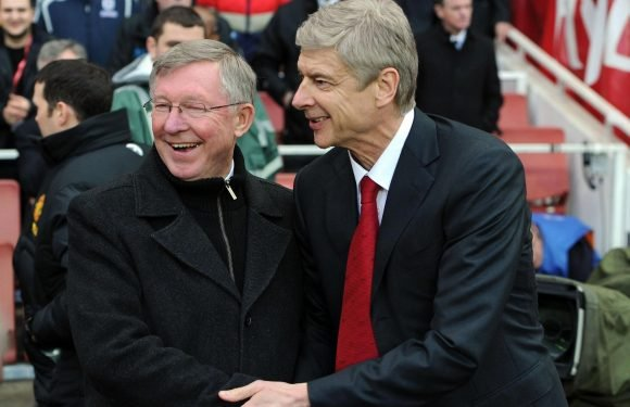 'A rival, colleague and friend' Arsenal boss Arsene Wenger given glowing send off by Manchester United legend Sir Alex Ferguson