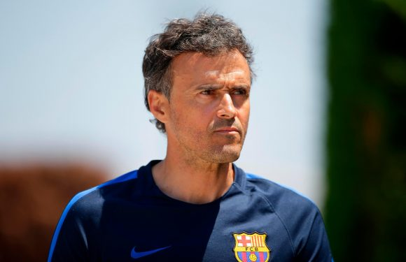 Arsenal make contact with Luis Enrique about succeeding Arsene Wenger with Max Allegri and Brendan Rodgers also on radar