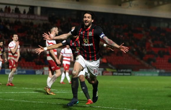 Blackburn promoted to Championship at first attempt after Doncaster win