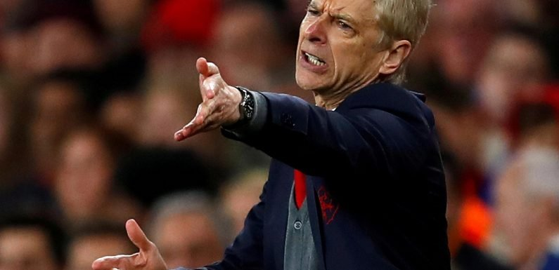 Arsene Wenger says Arsenal achieved 'worst possible result' after throwing away first-leg lead against Atletico Madrid