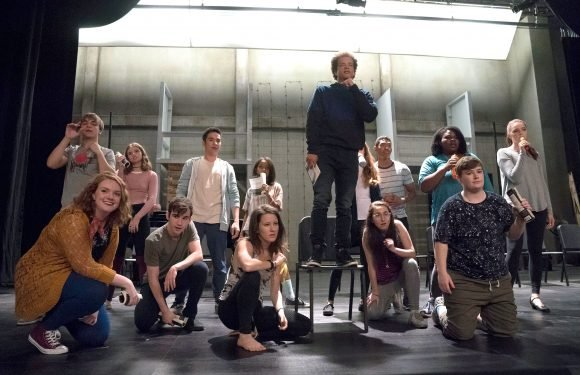 It's not just Rise: Spring Awakening really is performed at high schools