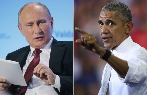 Obama used cyber hotline to warn Putin against hacking