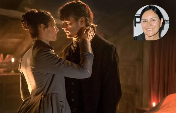 Outlander: Sam Heughan got sick from shooting scene, Diana Gabaldon reveals