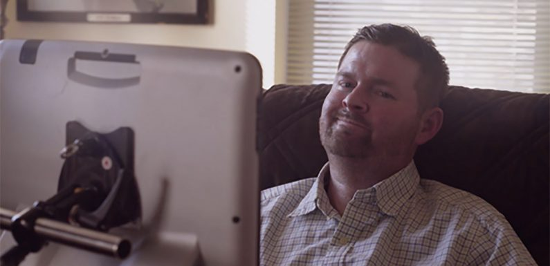 Man who started ALS Ice Bucket Challenge gets back his voice
