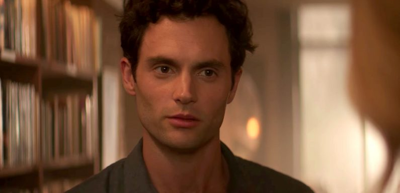 YOU trailer: Love turns into obsession in Penn Badgley drama