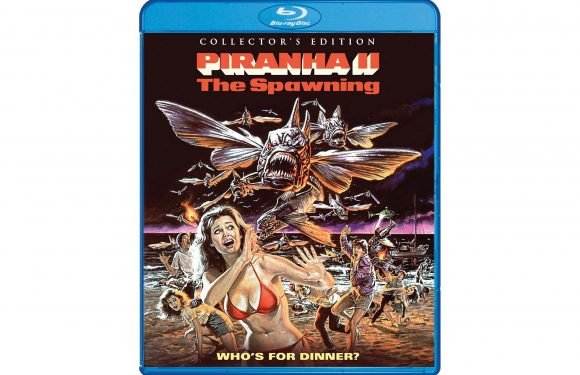 James Cameron's first film Piranha II: The Spawning coming to Blu-ray in July