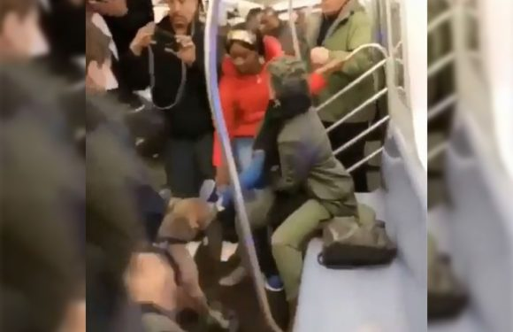 Cops bust owner of pit bull that attacked subway rider