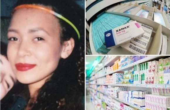 Student, 21, hanged herself over Xanax withdrawal symptoms as it's revealed chemists are selling pills for £150 with NO prescription