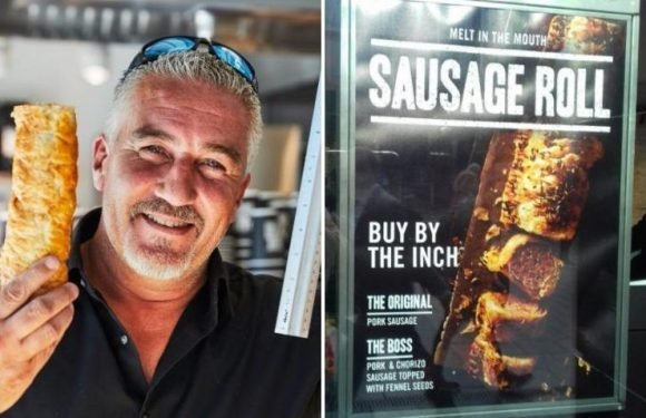 Paul Hollywood accused of breaking the law by selling sausage rolls 'by the inch' at trendy London bakery