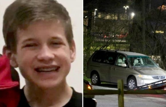 Boy, 16, crushed to death by folding seat in Honda van after desperately calling cops TWICE to send help