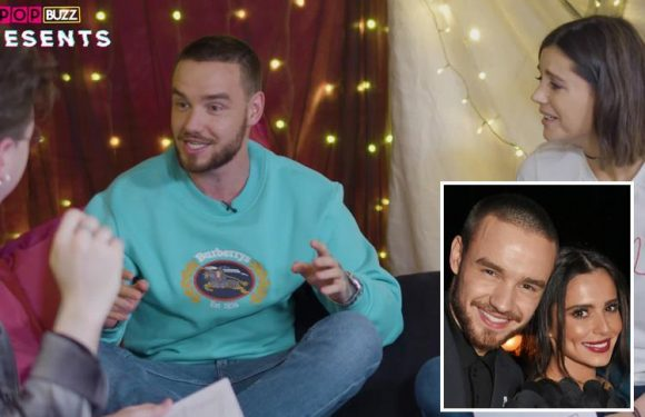 Liam Payne reveals baby Bear already knows how to twerk and cries when mum Cheryl sings to him
